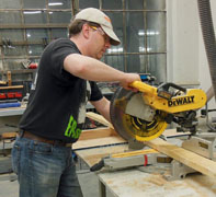 Studio Shop Mitersaw